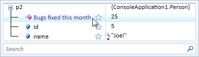 Dynamically calculated expression Bugs fixed this month