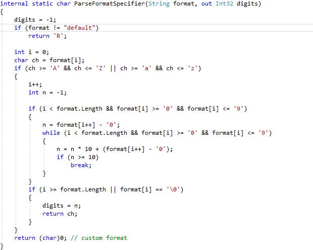 Default Consolas font in Visual Studio 2017