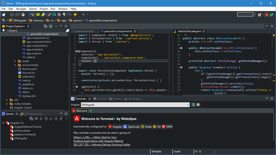 Most Popular Development Environments | Making Visual Studio perfect