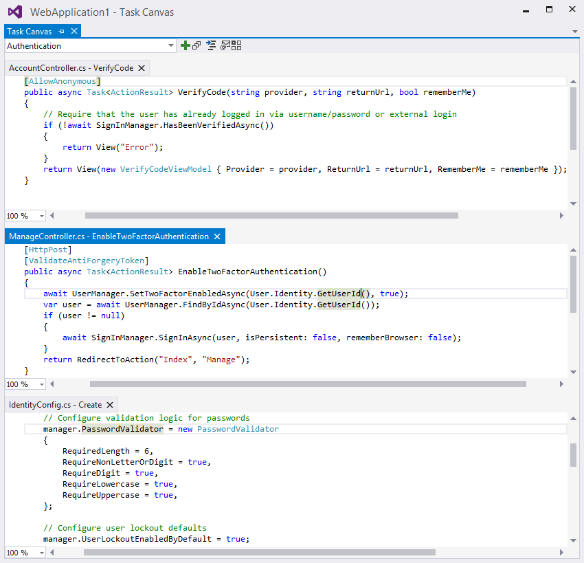Breaking IDE changes in Visual Studio 2019 | Making Visual